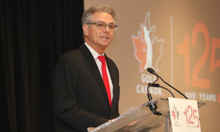 L'Assemblée annuelle de Golf Canada se conclut avec l'élection de Charlie  Beaulieu pour un second mandat à titre de président – Nouveau-Brunswick