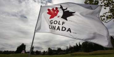 Golf Canada Flag