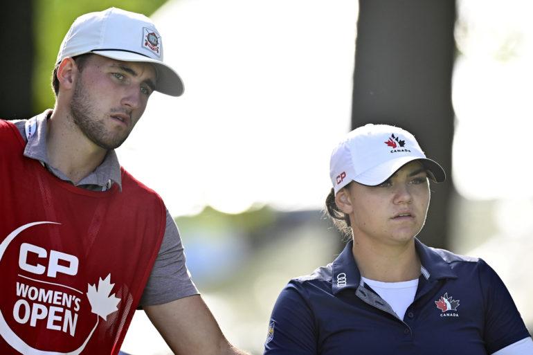 Brigitte Thibault Golf Canada